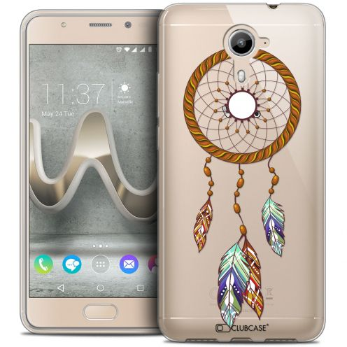 Extra Slim Crystal Gel Wiko U Feel PRIME Case Dreamy Attrape Rêves Shine