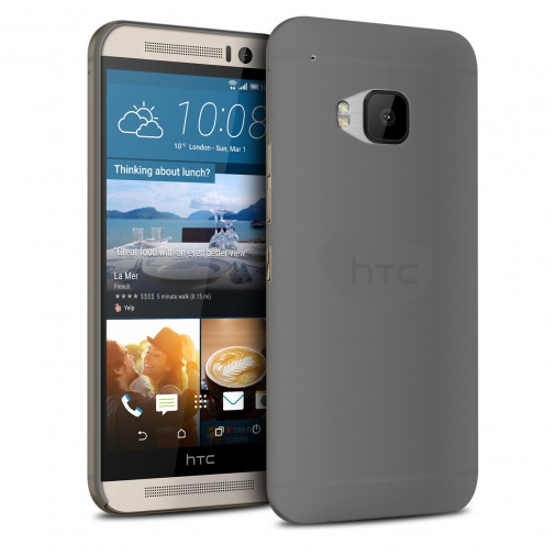 Ultra thin Case 0.3 mm Frost for HTC One M9 Black