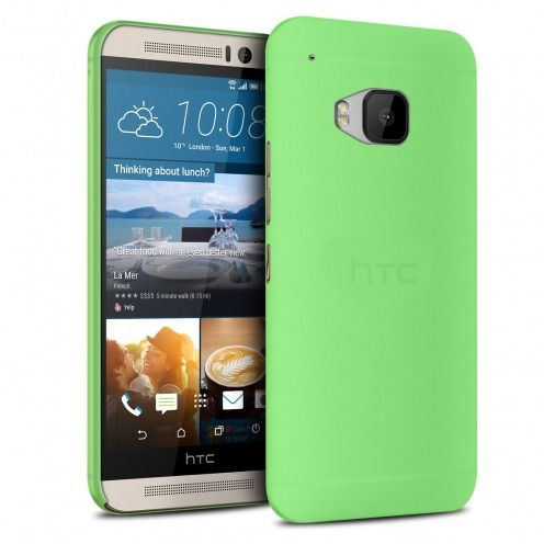 Ultra thin Case 0.3 mm Frost for HTC One M9 Green