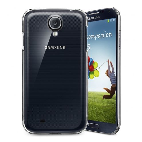 """""""Crystal"""" case for Samsung Galaxy S4 Clear"""