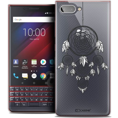 "Extra Slim Crystal Gel BlackBerry Key2 LE (4.5"") Case Dreamy Attrape Rêves NB"