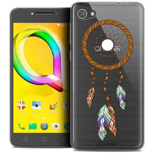 "Extra Slim Crystal Gel Alcatel A5 LED (5.2"") Case Dreamy Attrape Rêves Shine"