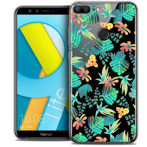 "Extra Slim Crystal Gel Huawei Honor 9 LITE (5.7"") Case Spring Tropical"