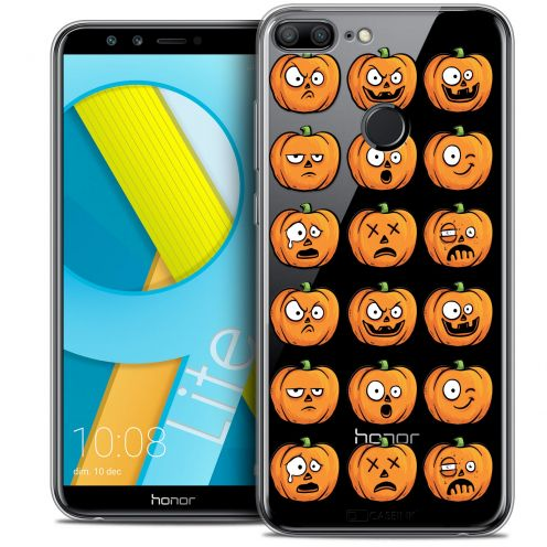 "Extra Slim Crystal Gel Huawei Honor 9 LITE (5.7"") Case Halloween Cartoon Citrouille"