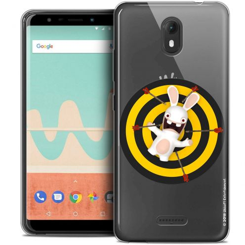 """Crystal Gel Wiko View GO (5.7"""") Case Lapins Crétins™ Target"""