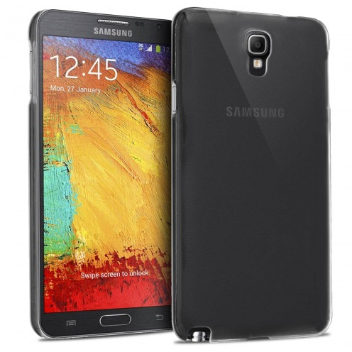 Slim Crystal Clear Hard Case for Samsung Galaxy Note 3 Neo/Lite