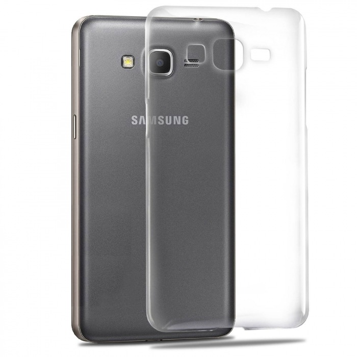 reputable site 02e9d 708a9 Slim Crystal Clear Hard Case for Samsung Galaxy Grand Prime