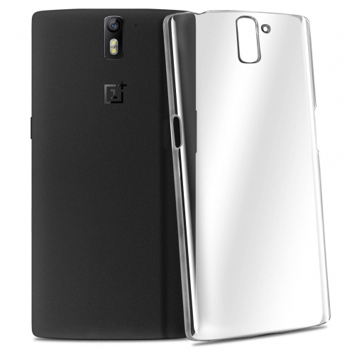 Slim Crystal Clear Hard Case for OnePlus One