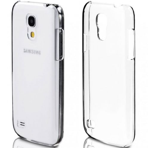 Slim Crystal Clear Hard Case for Samsung Galaxy S4 Mini