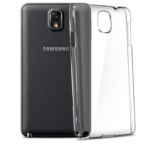 Slim Crystal Clear Hard Case for Samsung Galaxy Note 3