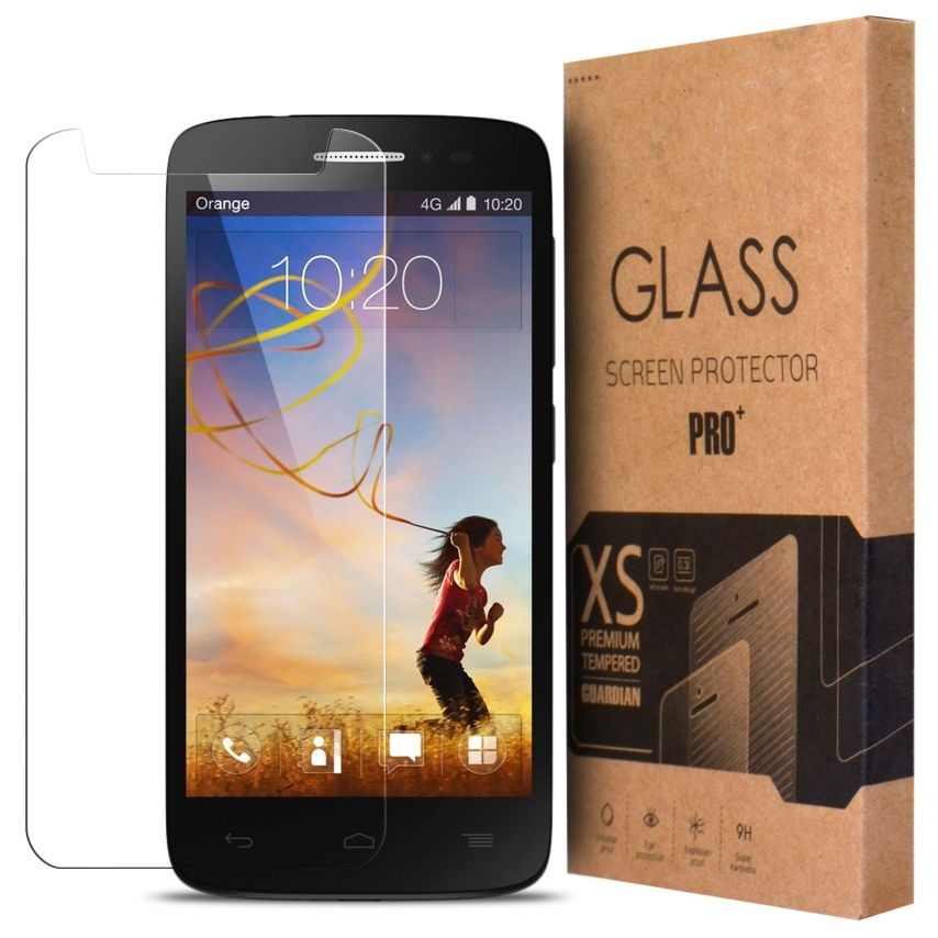 Glass Pro+ Ultra HD 9H 0.26mm Tempered Glass Screen Protector for Orange Roya