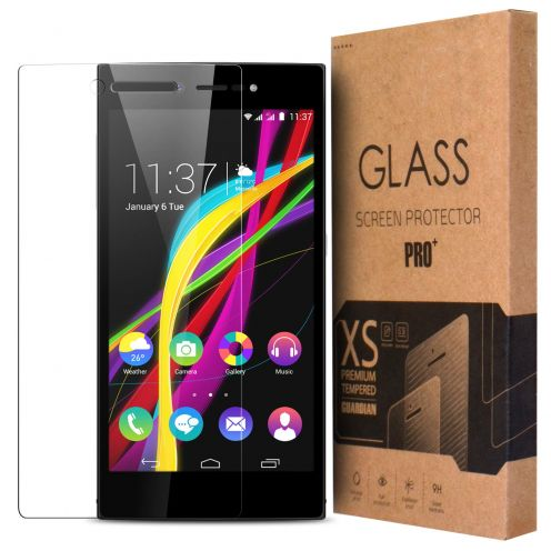 Glass Pro+ Ultra HD 9H 0.26mm Tempered Glass Screen Protector for Wiko Highway Star