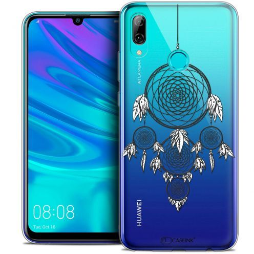 "Extra Slim Crystal Gel Huawei P Smart 2019 (6.21"") Case Dreamy Attrape Rêves NB"