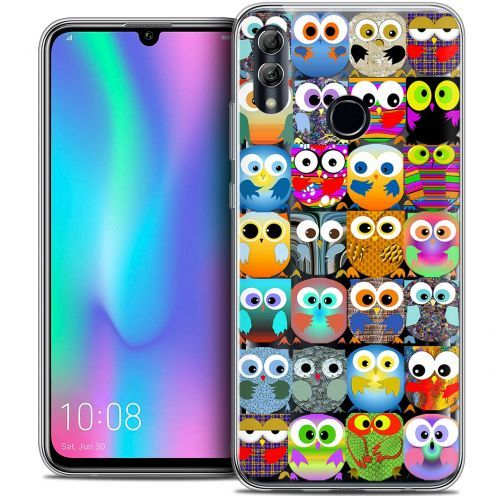 "Extra Slim Crystal Gel Huawei Honor 10 LITE (5.8"") Case Claude Hibous"