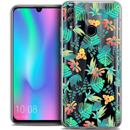 "Extra Slim Crystal Gel Huawei Honor 10 LITE (5.8"") Case Spring Tropical"