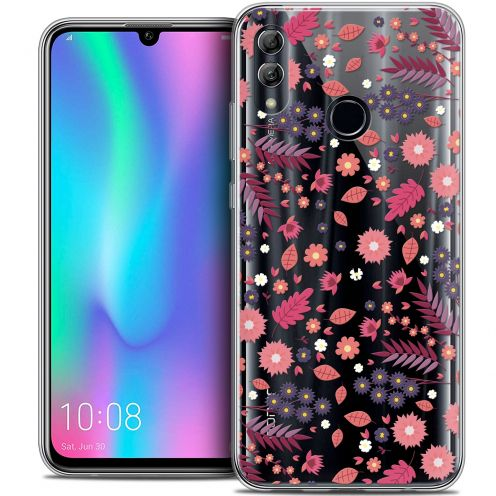 "Extra Slim Crystal Gel Huawei Honor 10 LITE (5.8"") Case Spring Printemps"