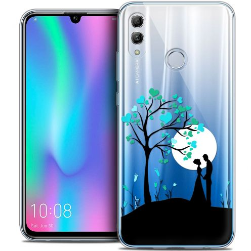 "Extra Slim Crystal Gel Huawei Honor 10 LITE (5.8"") Case Love Sous l'arbre"