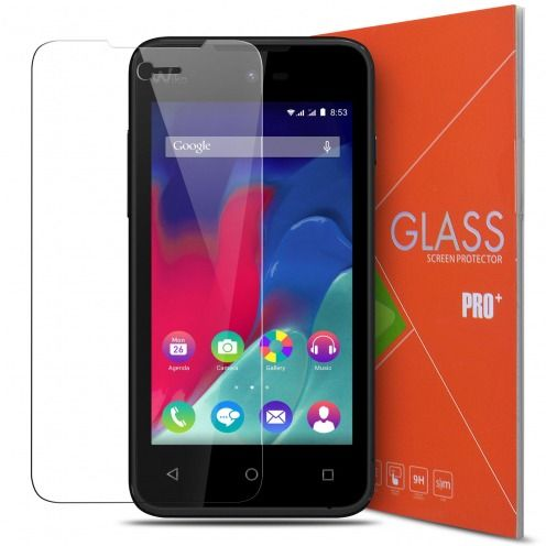 Glass Pro+ Ultra HD 9H 0.33mm Tempered Glass Screen Protector for Wiko Sunset 2