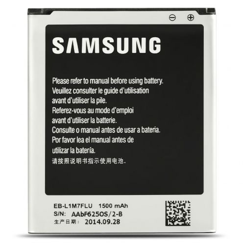 Original Samsung Battery for Samsung Galaxy S3 Mini NFC (EB-L1M7FLU)