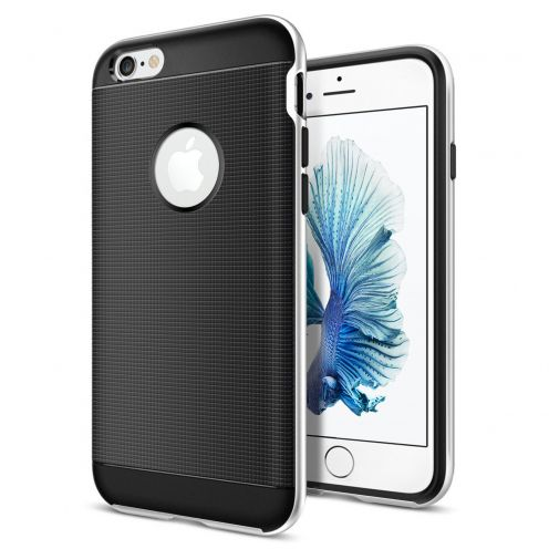 Neo Bumper Hybrid™ Series Case for iPhone 6/6s (4.7) - Silver