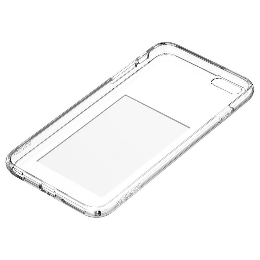 SGP Spigen® Ultra Hybrid ID Series Crystal Clear Case for iPhone 6 Plus