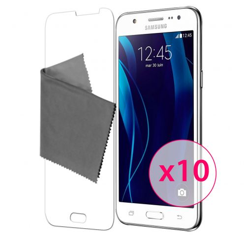 Clubcase ® 3H Ultra Clear HD screen protector for Samsung Galaxy J5 10-Pack
