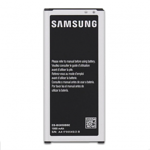 Original Samsung Battery for Samsung Galaxy Alpha G850 (EB-BG850BBE/C/U)