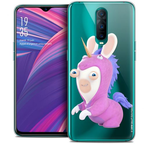 "Crystal Gel Oppo RX17 Pro (6.4"") Case Lapins Crétins™ Licorne"