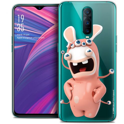 "Crystal Gel Oppo RX17 Pro (6.4"") Case Lapins Crétins™ Extraterrestre"