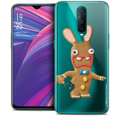 "Crystal Gel Oppo RX17 Pro (6.4"") Case Lapins Crétins™ Cookie"