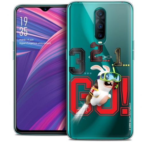 "Crystal Gel Oppo RX17 Pro (6.4"") Case Lapins Crétins™ 321 Go !"