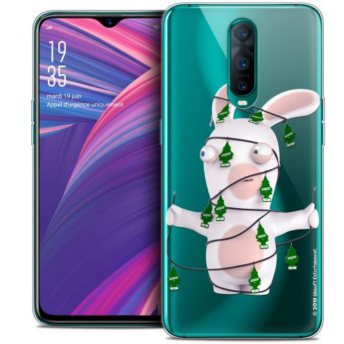 "Crystal Gel Oppo RX17 Pro (6.4"") Case Lapins Crétins™ Arbre Crétin"