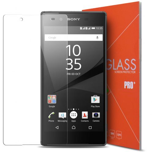 Glass Pro+ Ultra HD 9H 0.33 mm Tempered Glass Screen Protector for Sony Xperia Z5