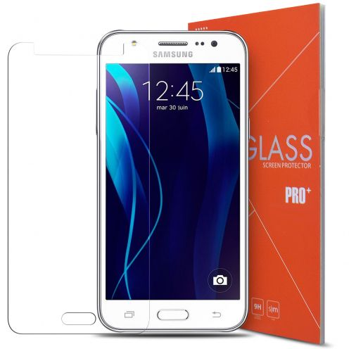 Glass Pro+ Ultra HD 9H 0.33 mm Tempered Glass Screen Protector for Samsung Galaxy J5