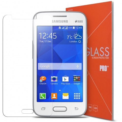 Glass Pro+ Ultra HD 9H 0.33 mm Tempered Glass Screen Protector for Samsung Galaxy Trend 2