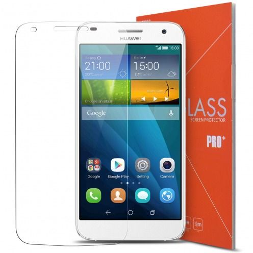 Glass Pro+ Ultra HD 9H 0.33 mm Tempered Glass Screen Protector for Huawei Ascend G7