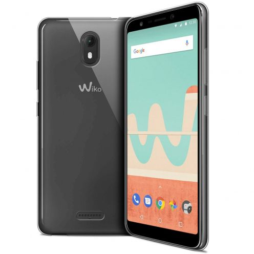 """Extra Slim 1mm Crystal Clear View GO Flexible Case Wiko View GO (5.7"""")"""