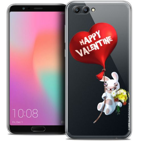 "Crystal Gel Honor View 10 / V10 (6"") Case Lapins Crétins™ Valentin Crétin"