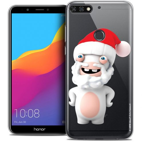 "Crystal Gel Honor 7C (5.99"") Case Lapins Crétins™ Lapin Noël"