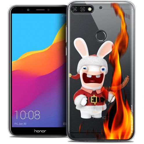 "Crystal Gel Honor 7C (5.99"") Case Lapins Crétins™ BBQ de Noël"