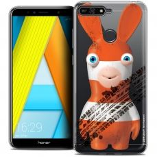 """Crystal Gel Honor 7A (5.7"""") Case Lapins Crétins™ On the Road"""