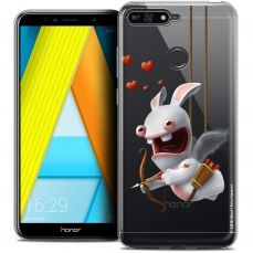 """Crystal Gel Honor 7A (5.7"""") Case Lapins Crétins™ Flying Cupidon"""