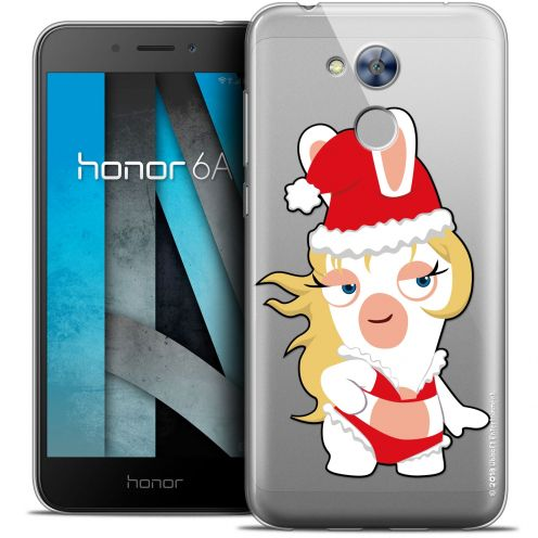 "Crystal Gel Huawei Honor 6A (5"") Case Lapins Crétins™ Lapin Danseuse"