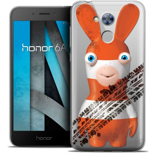 """Crystal Gel Huawei Honor 6A (5"""") Case Lapins Crétins™ On the Road"""