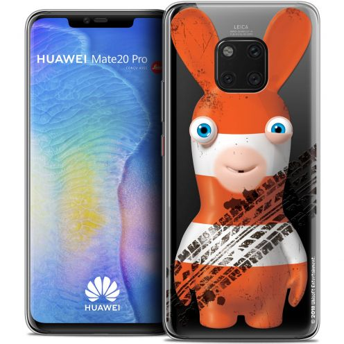 "Crystal Gel Huawei Mate 20 PRO (6.4"") Case Lapins Crétins™ On the Road"