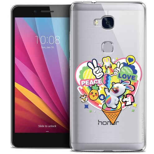 Crystal Honor 5X Case Lapins Crétins™ Peace And Love