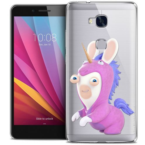 Crystal Honor 5X Case Lapins Crétins™ Licorne