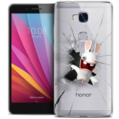 Crystal Honor 5X Case Lapins Crétins™ Breaking Glass