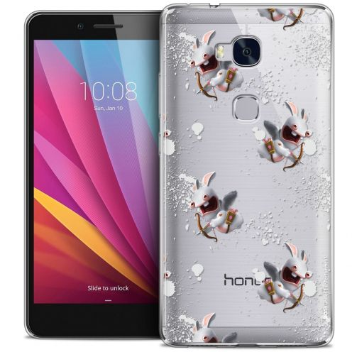 Crystal Honor 5X Case Lapins Crétins™ Cupidon Pattern