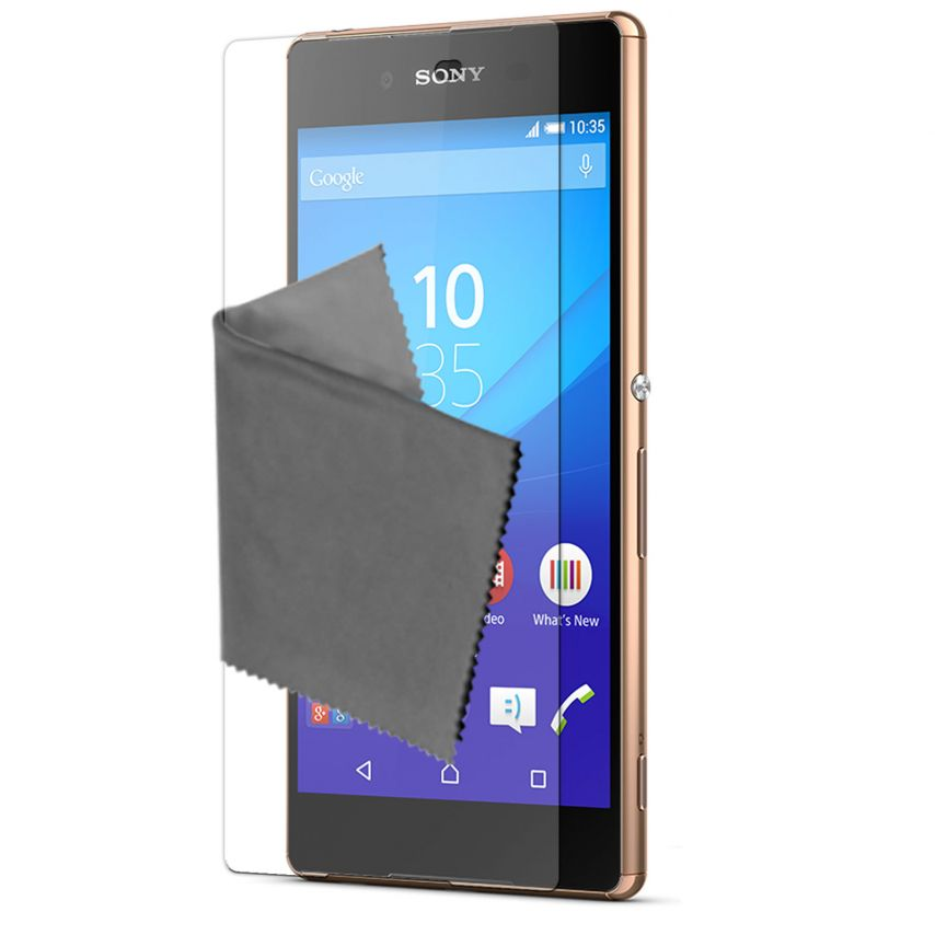 Clubcase ® 3H Ultra Clear HD screen protector for Sony Xperia Z3+/Plus 3-Pack